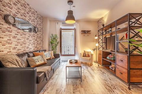 Precioso apartamento Centro Elvira-Gran Via