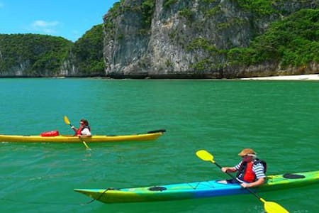 Halong Bay Cruise 2 Days 1 Night - Hanoi - Boot