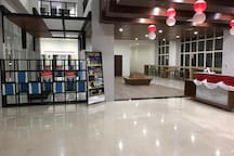 LHS - Indoor Facing Lobby