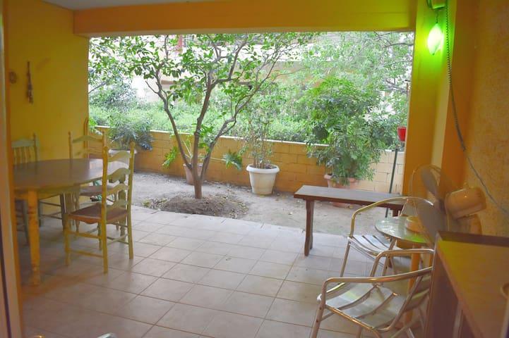 terpsi's  garden apartment