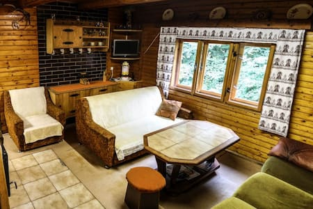 Cottage in the woods - Belá - Καλύβα