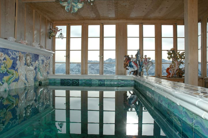 Rigi Chalet: Carfree hikes away from civilisation! - Arth
