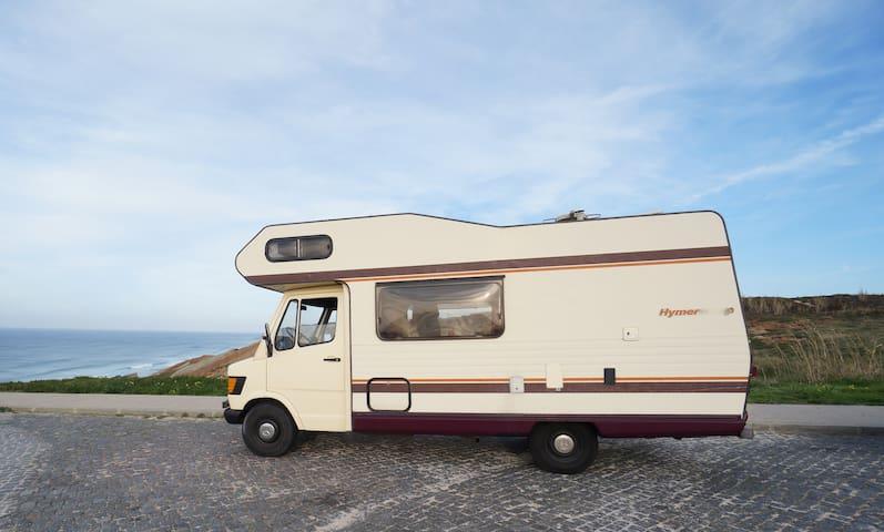 Argos Camper, Silver Coast - Caldas da Rainha
