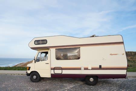 Argos Camper, Silver Coast - Caldas da Rainha - Campingvogn