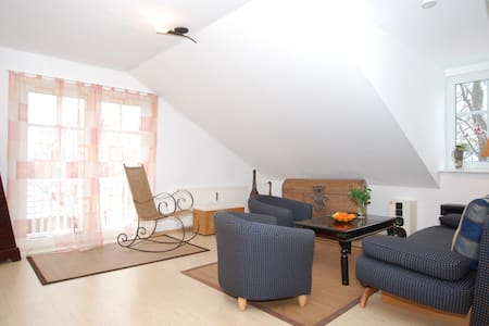 """Wohnung im """"Haus zum Strand"""" 74 qm - Wustrow - Wohnung"""