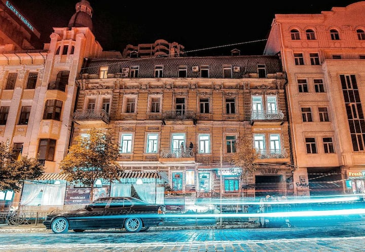 Kyiv Legend Apartment