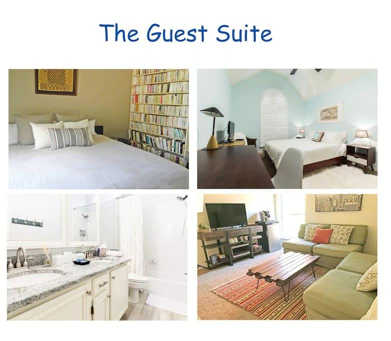Comfort Amp Coziness Meet Modern Feel 2br Guest Suite