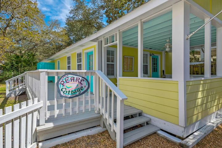 10% New Listing Discount- Adorable Historic Cottage in Grayton Beach-Short walk to the beach!