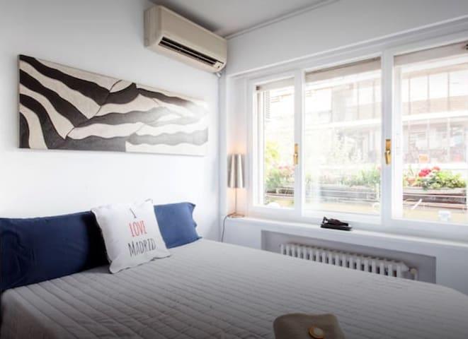 PRIVATE ROOM 1MADRID CENTER - Madrid - Wohnung