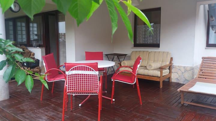 Chic apartment in Baščaršija + Parking & Garden