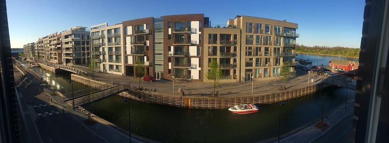 Cozy room on Sydhavn for rent - Kodaň - Byt