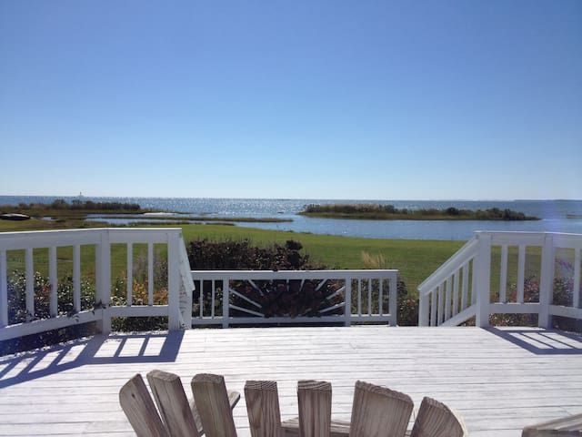 Best View on the Bay! - Reedville - Hus