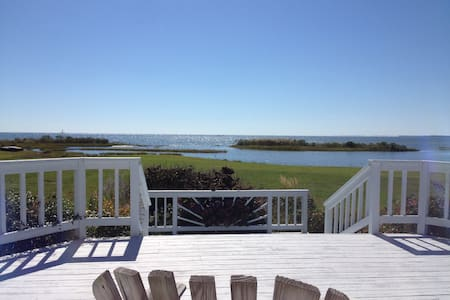 Best View on the Bay! - Reedville - House