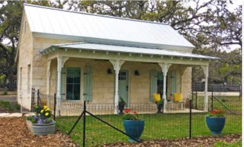 Depot Cottage - Boerne