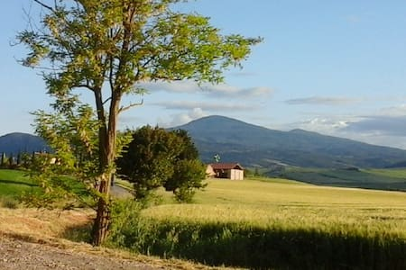 cozy home in monte amiata - Abbadia San Salvatore