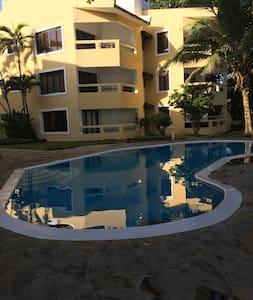 Amazing beach front  Apartment- Las Olas Cabarete - Sosúa