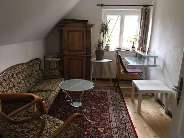 Gemütliche 2-Zimmer Wohnung in ruhiger Lage