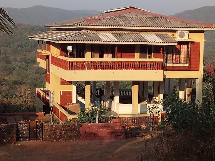 Nivaant- Seaview Bungalow Sea breeze Green valley