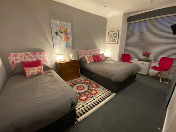 The Mayfield Boutique Guest House, room 3