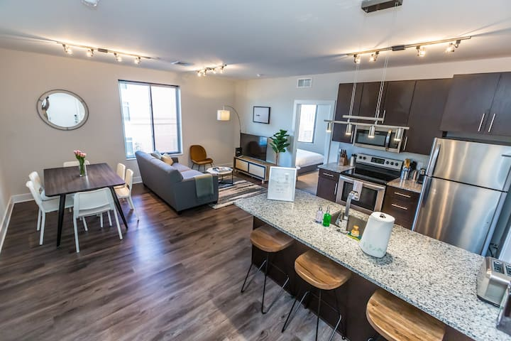 Kasa | Norristown | Luxury 2BD/2BA Apartment
