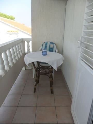 PEARL Apartments-MARY-Two-bedroom 4 pax apartment with terrace & sea view