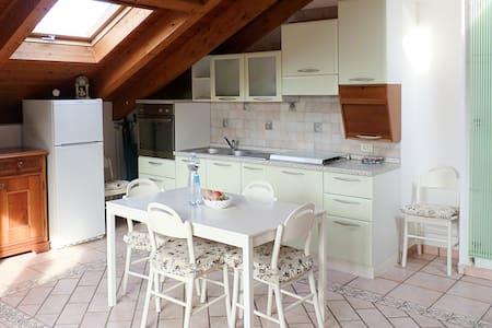 Attic for Milano Fiera-Brianza-Como - Wohnung
