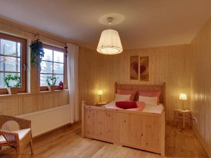 Gasthaus zur großen Tanne, (Bühl-Unterstmatt), Vierbettzimmer mit Dusche und WC