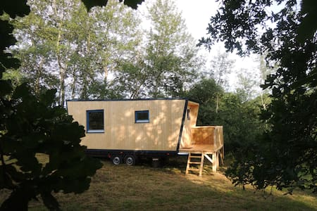 Tiny house Under the Tree Oaks - Kolinec - Autre