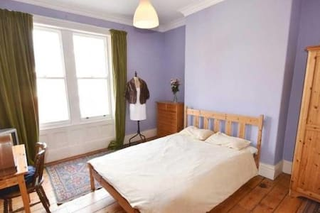 Victorian style close to city centre and parks - Newcastle upon Tyne - Huis