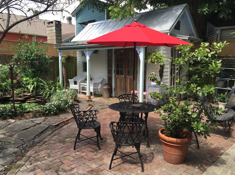 Airbnb City Park New Orleans
