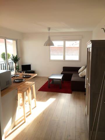 Appartement à 500 m de la mer - Les Sables-d'Olonne - Flat