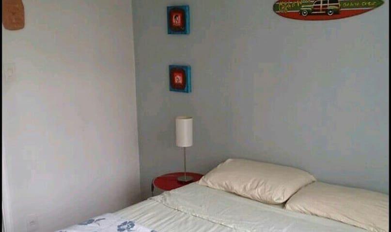 Belo horizontal ap compartilhado - belo horizonte - Apartment
