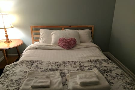 Comfortable, clean and stylish private suite. - Stratford - Maison