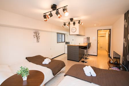 Open sale! 1min station-Near Asakusa Ueno(浅草,上野)#2 - Taitō-ku - Appartement