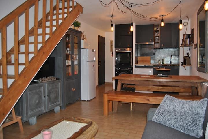 Appartement très cosy refait à neuf Saint Lary