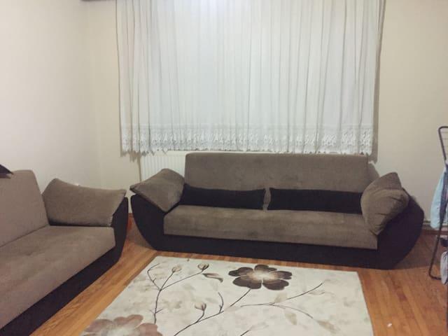 Home sweet home  - Bornova - Apartament