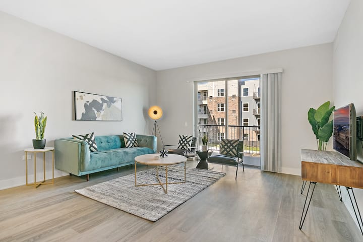 Warrenville 2BR Apartment Modern Living in Tranquil Scene