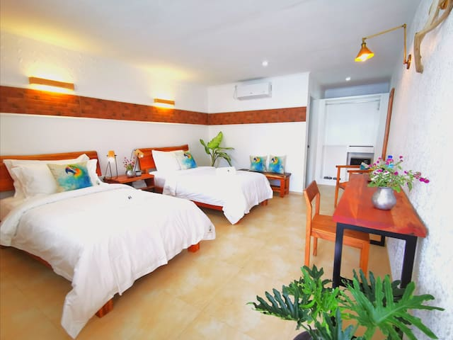 Deluxe Double Room / Twin Room