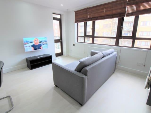 Central London apartment KINGS CROSS/ EUROSTAR 12C