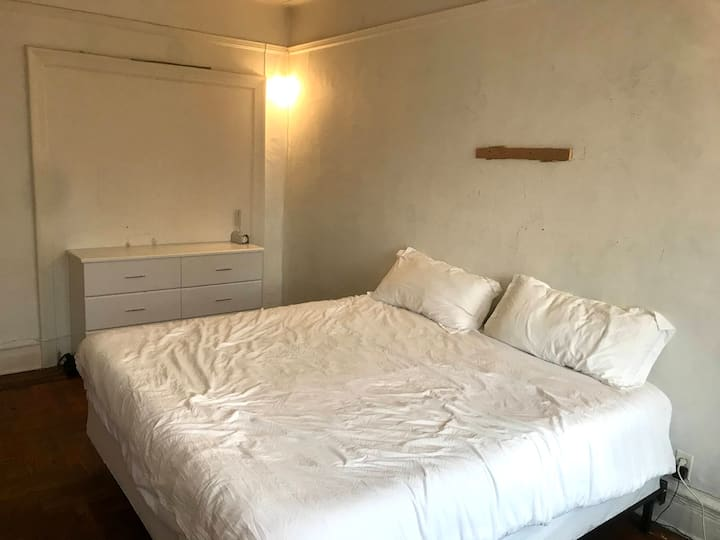 A Huge Private Bed Room in 3 Bed Shared Apartment