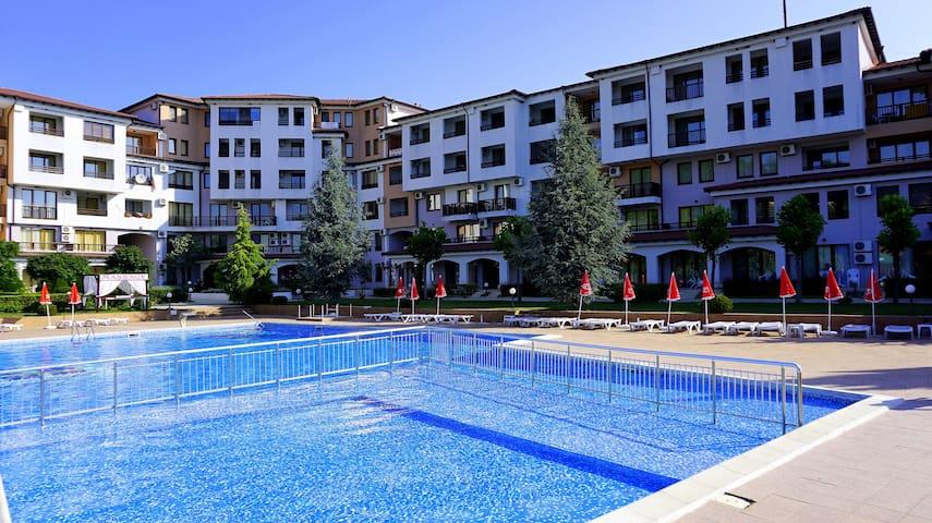 Villa Harmony Hills to Albena and Kranevo
