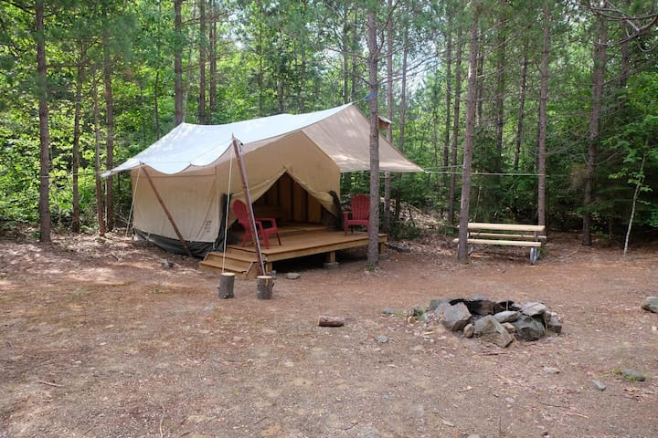 The Guide Tent