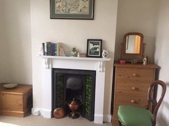 Peaceful double room Own bathroom Close Heathrow - London - House
