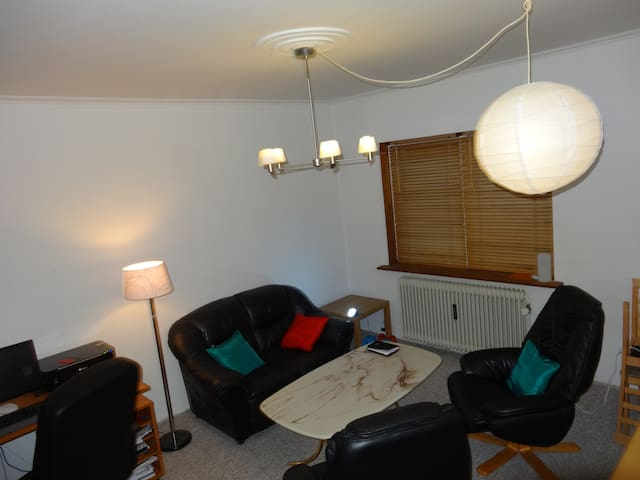 42 m2 i Vangede, med alle faciliteter, inkl. WiFi - Gentofte - Huoneisto