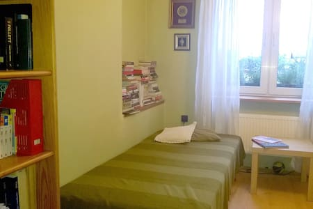 Cosy studio for 2 with separate entrance - Toruń