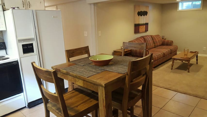 Very Cozy, Private, Clean Apt! - Cottonwood Heights - Wohnung