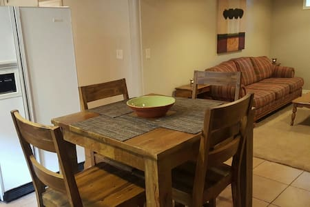 Very Cozy, Private, Clean Apt! - Cottonwood Heights - Apartamento