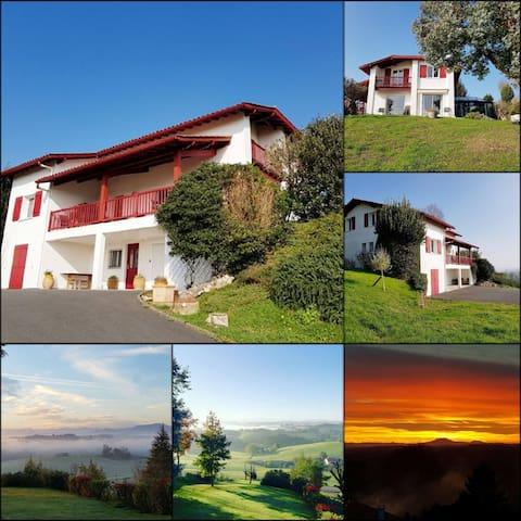 Argi Eder, belle lumière au Pays Basque