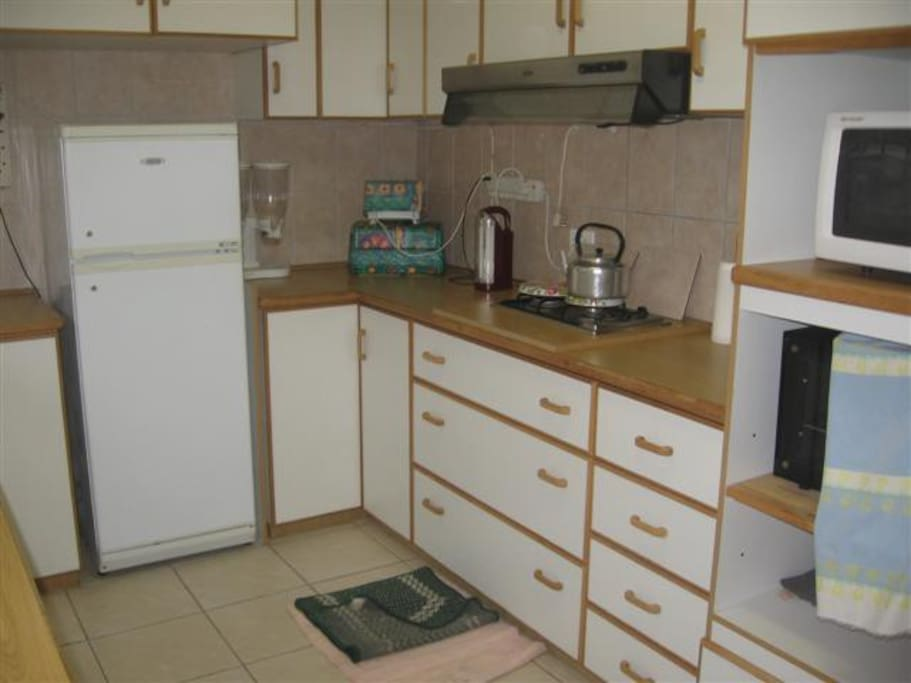 Separate kitchen - Self catering full amenities