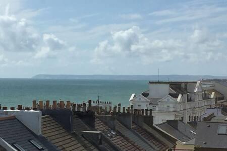 Charming seaside retreat in St Leonards-on-Sea